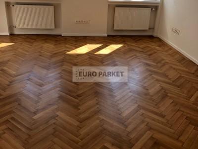 Renovácia drevených parkiet